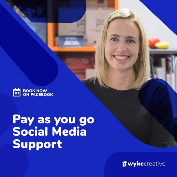 Pay as you go social media