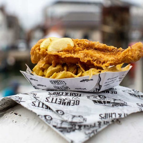 Bennett's Fish and Chips